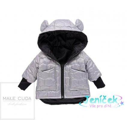 Cuda Zimní bunda Mickey