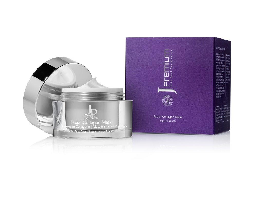 Jericho Facial Collagen Maska Premium