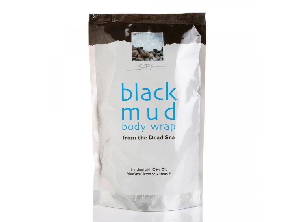Jericho  black mud body wrap 600g