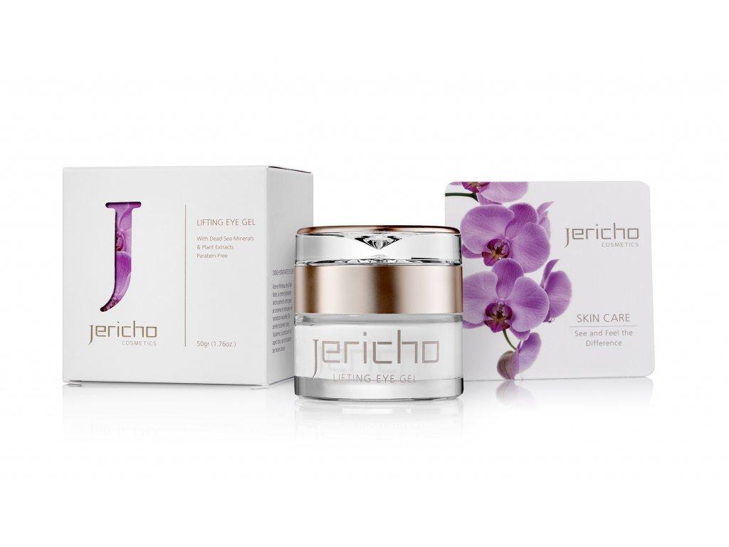 Jericho Liftingový oční gel