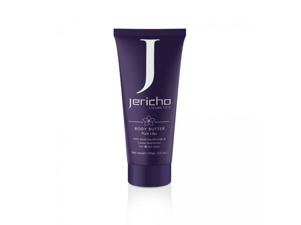 jericho Tělové máslo - pure lilac