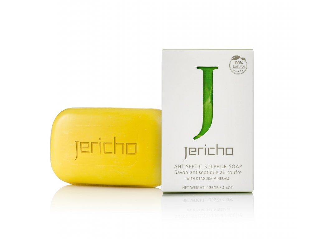 Jericho Aktivní sírové mýdlo