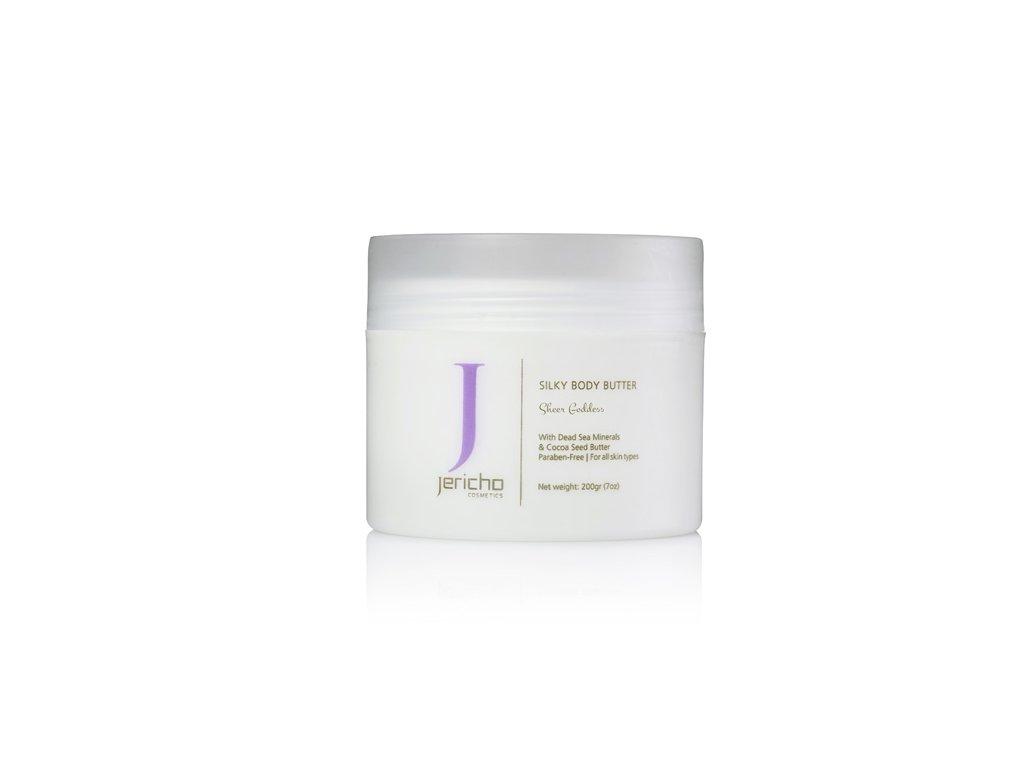 Jericho Tělové máslo- pure lilac