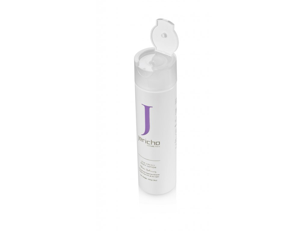 Jericho Tělové mléko-pure lilac