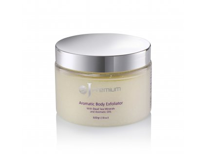 25b Aromatic body scrub