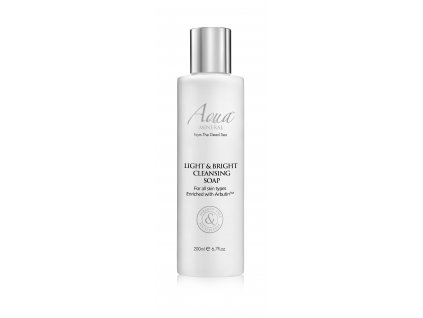 Aqua Mineral Light & Bright Cleansing soap