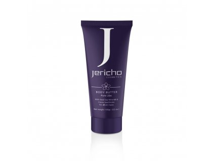 Jericho Minerals Body Butter Sheer Delicacy (Pure Lilac) 100g