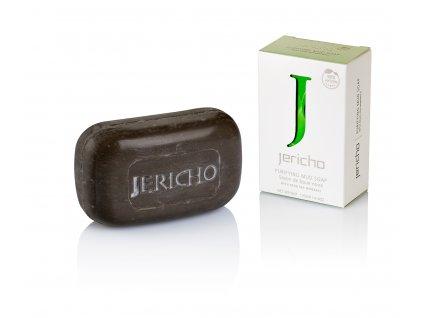 Jericho PURIFYING MUD SOAP - mýdlo s černým bahnem