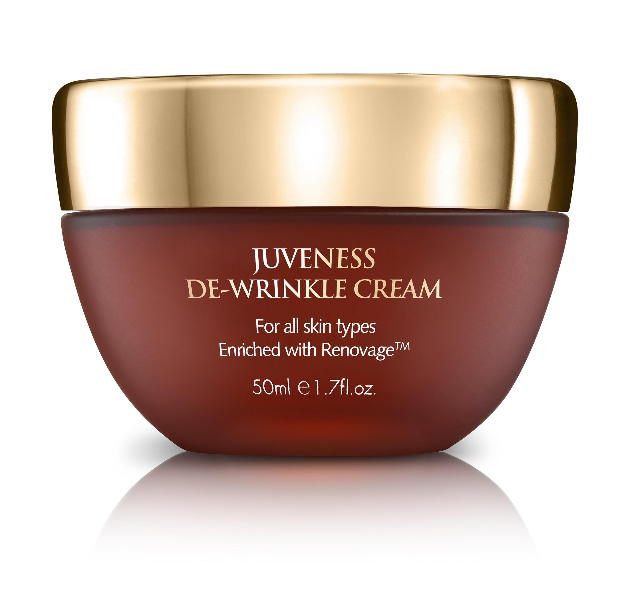 Levně Aqua Mineral PREMIUM - Juveness de - wrinkle cream