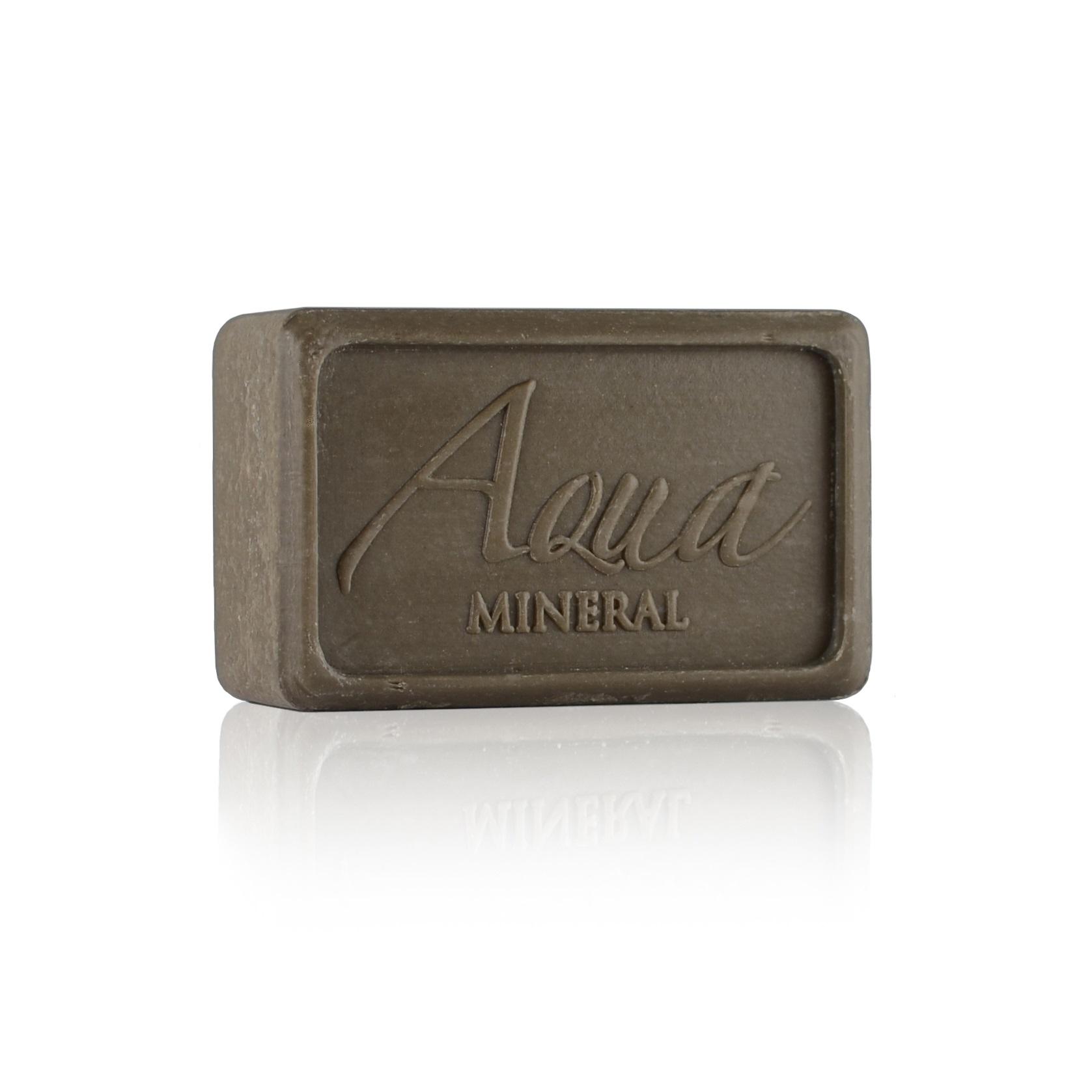 Aqua Mineral Mud Soap - mýdlo s černým bahnem