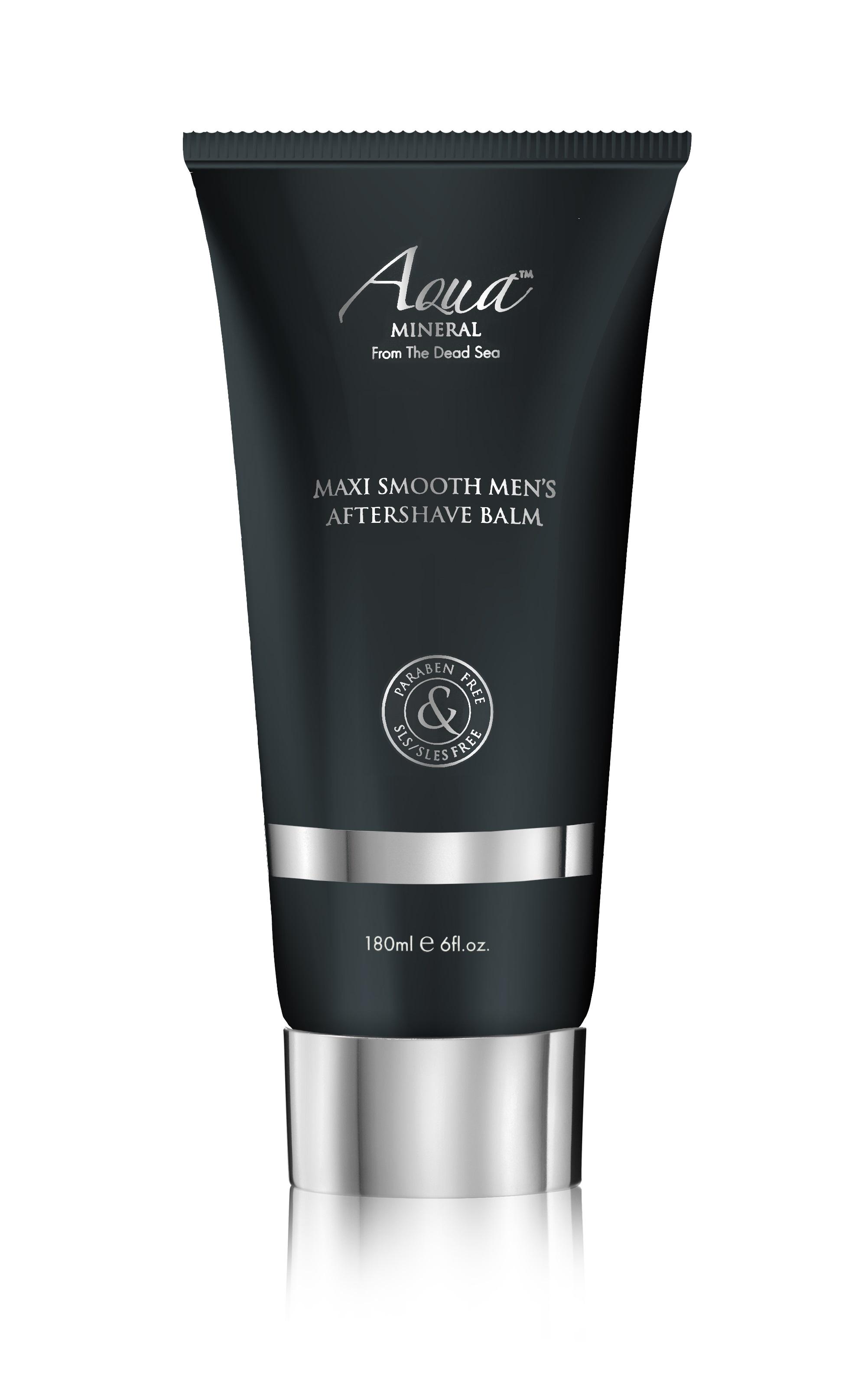 Levně Aqua Mineral MAXI SMOOTH Men's Aftershave Balm