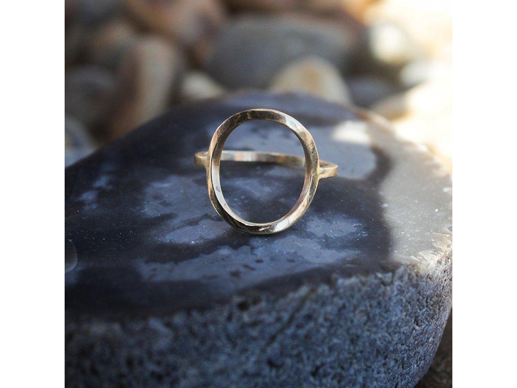 Geometrický prsten