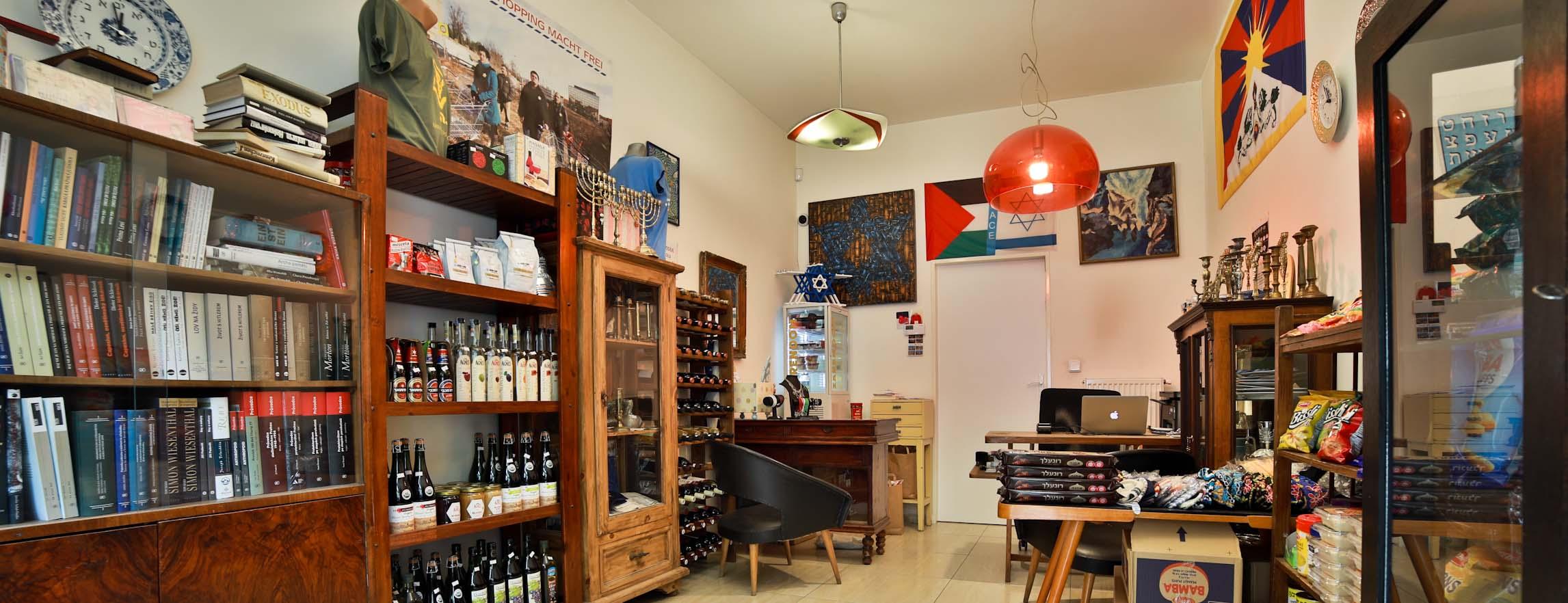 Judaica Store - jediný #JEWISHOP