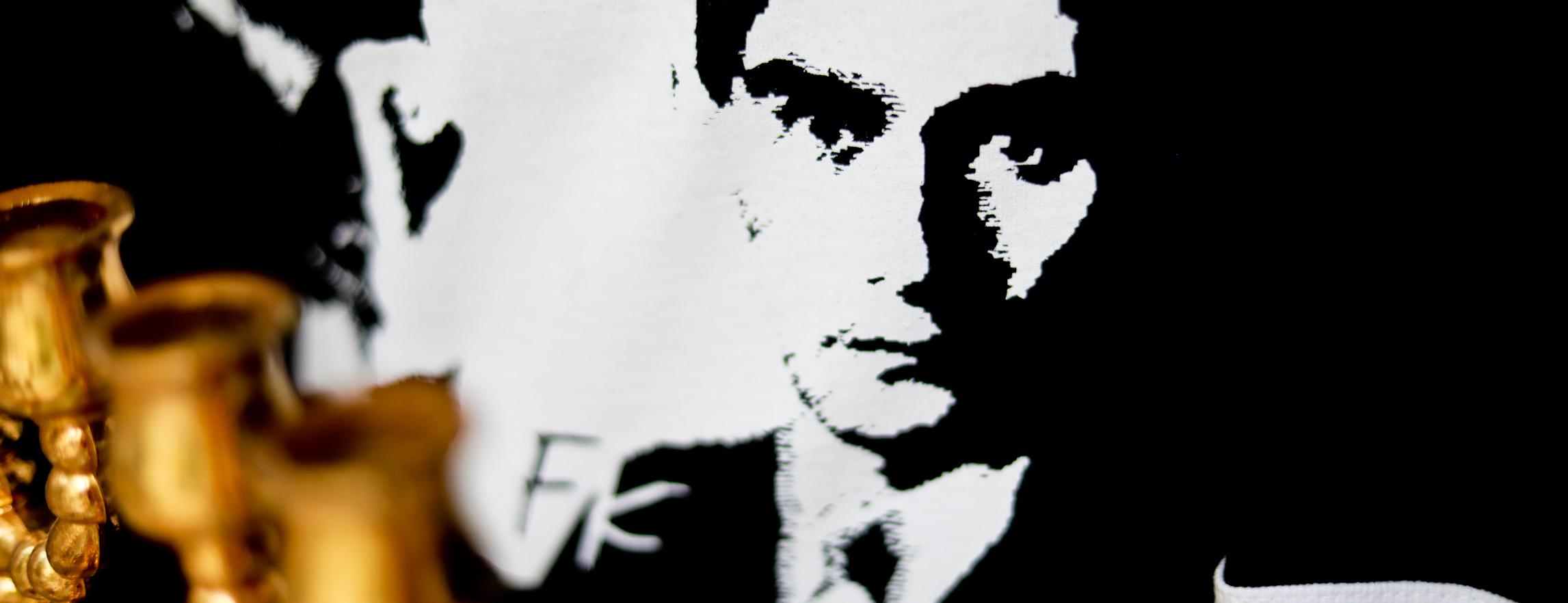 Franz Kafka v #JEWISHOP