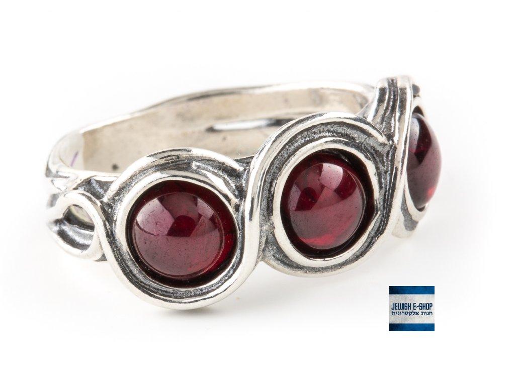 Prsteny v barevných variantách