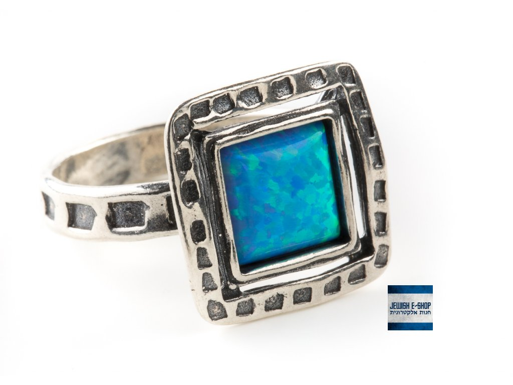 Prsteny s opály