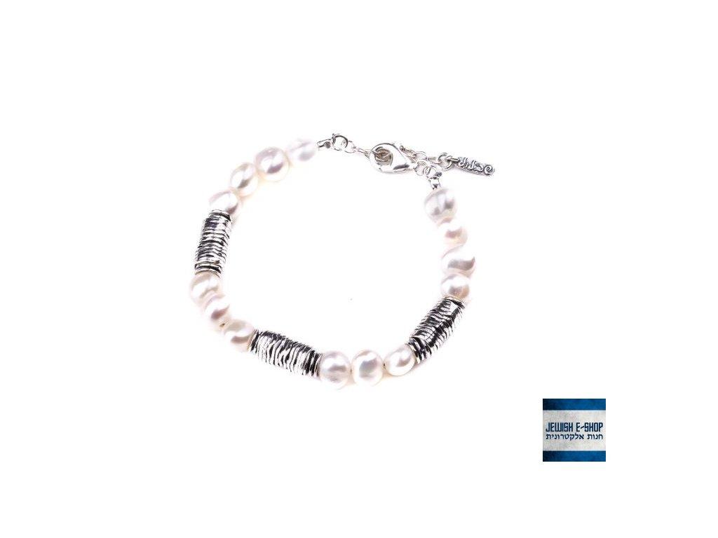 Náramky s perlami