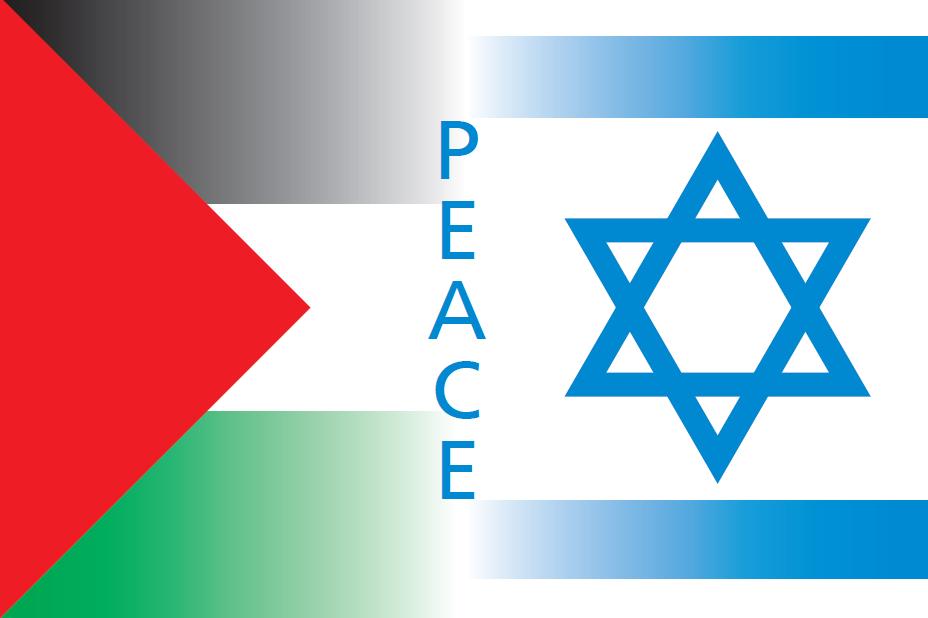 Vlajka PEACE!!