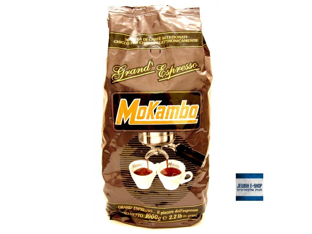 Košer káva - MOKAMBO – zrno 1kg