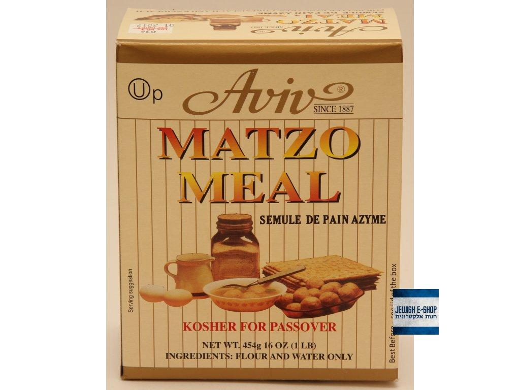 Macesová moučka - Matzo Meal - Kosher for Passover
