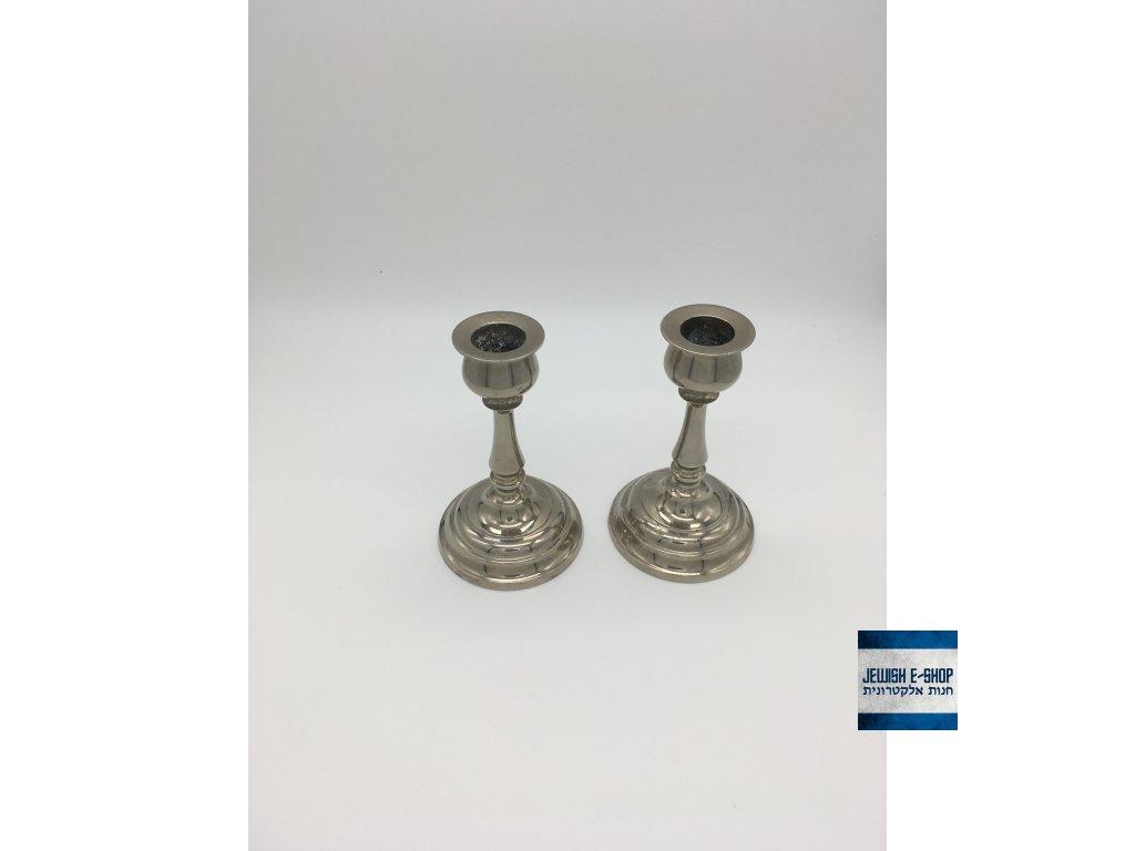 Šábesové - Šabatové svícny - 22 cm - mosaz - JEWISH E-SHOP bc99bcb3ae