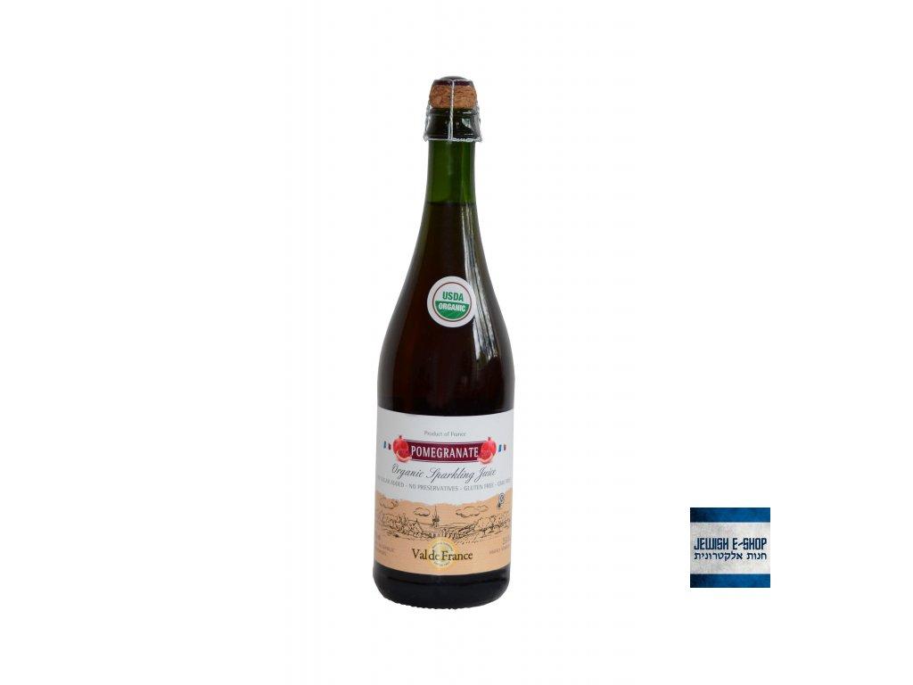 Nealko Cidre z Francie/Bretaň/ KOSHER POMEGRANATE