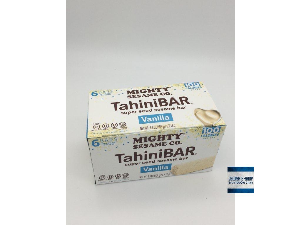 Halva tyčinky vanilka 6 ks á 18 g