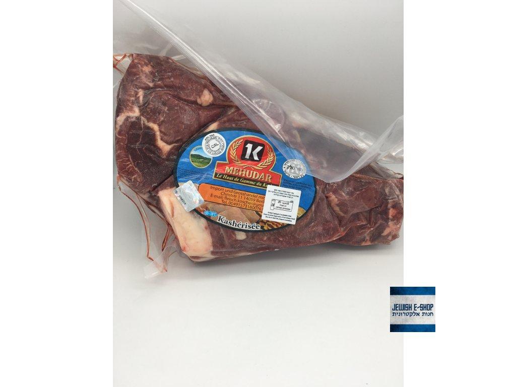 Entrecote meat - steakové maso, vysoký roštěnec - KOSHER
