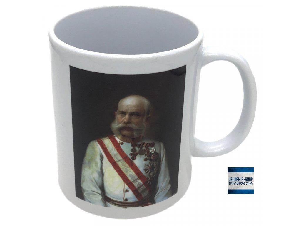 Hrnek >>> Jediný opravdový vůdce - František Josef I. Císař Rakouska