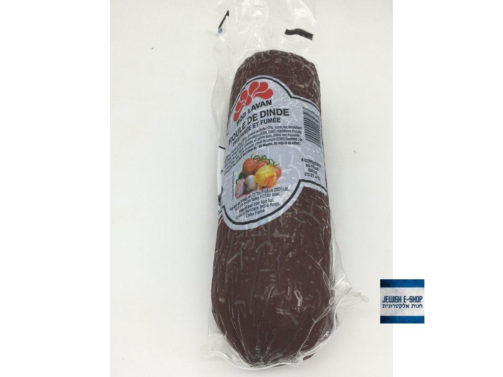 Krůtí salám - Kosher from Israel - 400 gr