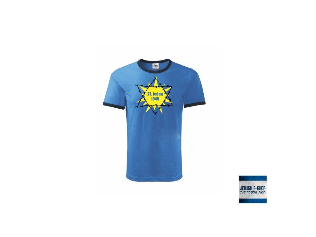 Tričko - Mezinárodní den památky obětí holocaustu