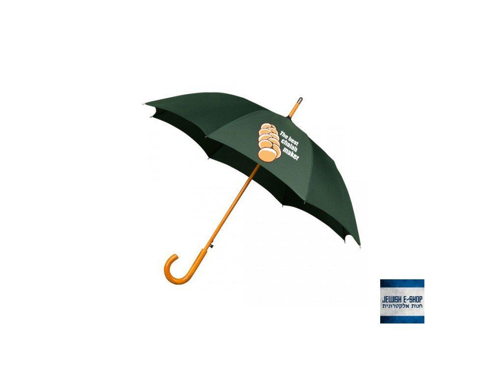 Deštník - Chalah - zelený