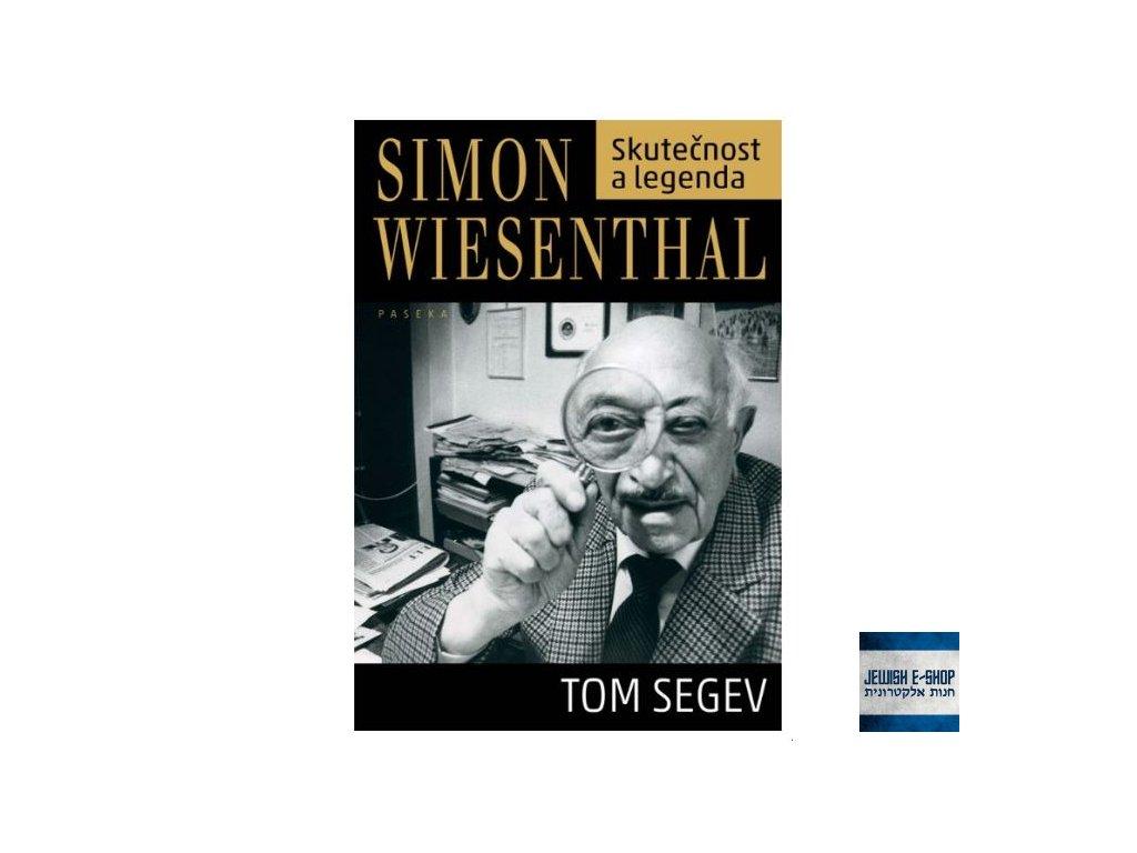 Segev Tom - Simon Wiesenthal
