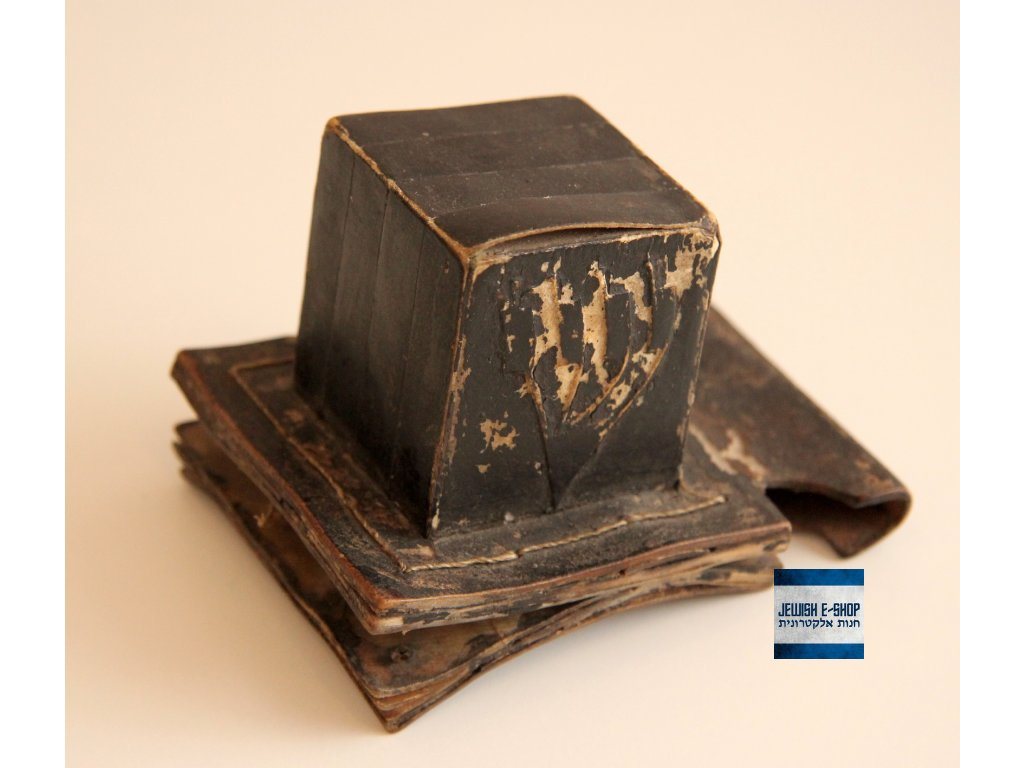 Tfilin 250 let starý, pouze 1 ks