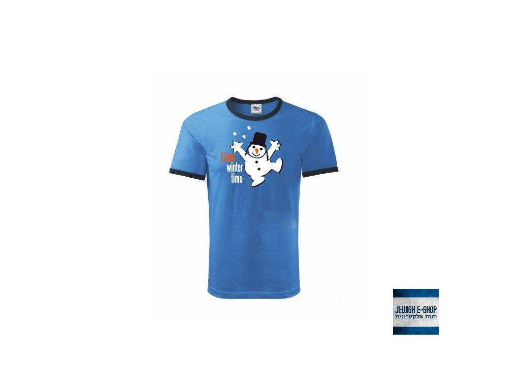 triko modre WT