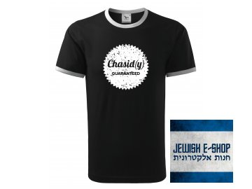 Tričko - Chasid - Black