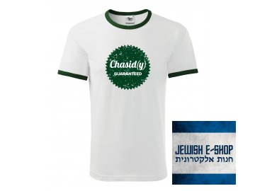 Tričko - Chasid - White