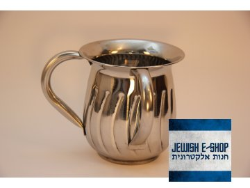 Natla - design stříbro, s vroubky
