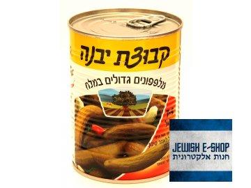 Kosher okurky z Izraele