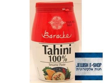 Kosher Tahini pasta - 100% sezamová pasta