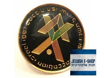 Maccabi knoflík - originál