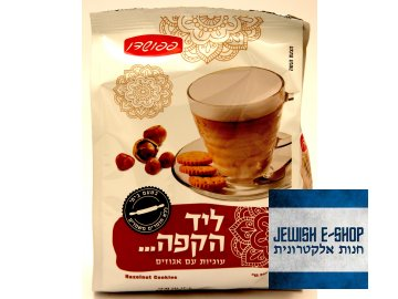 Kosher lískooříškové sušenky 200g - Made in Israel