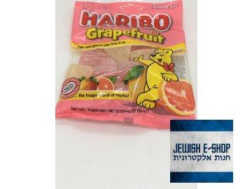 Kosher Haribo Grapefruit - Grapefruitové bonbóny 150g