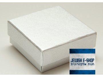 Stříbrná krabička na set šperků