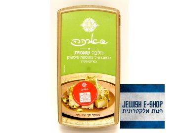 Kosher Chalva s pistáciemi z Izraele 350g