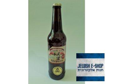 KOSHER Klepáček - pivo polotmavý speciál filtrované nepasterizované 14%