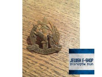 Odznáček - ISRAEL ARMY ZAHAL - IDF  - rarita IV