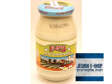Košer majonéza ELISHA - Made in Israel