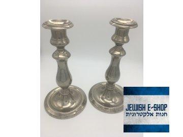 Šábesové párové svícny - Šabatové svícny 19 cm