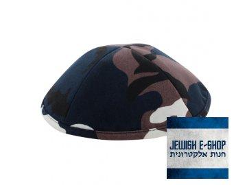 Kippa - jarmulka ARMY, 19 cm